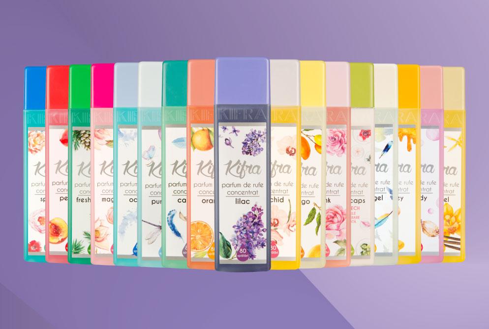 Cum se Foloseste Kifra Parfum de Rufe Concentrat?