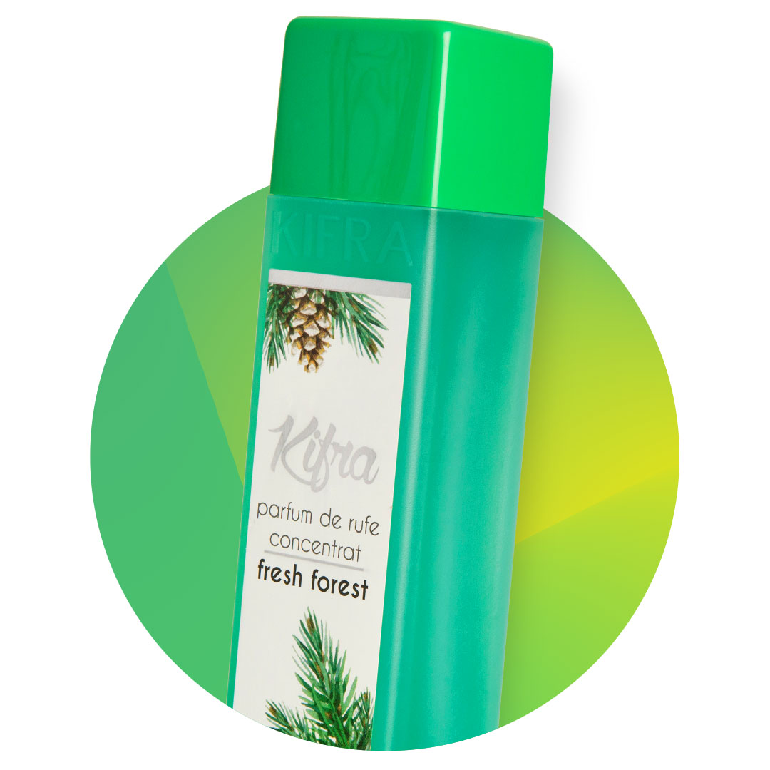 Parfum de rufe Fresh Forest