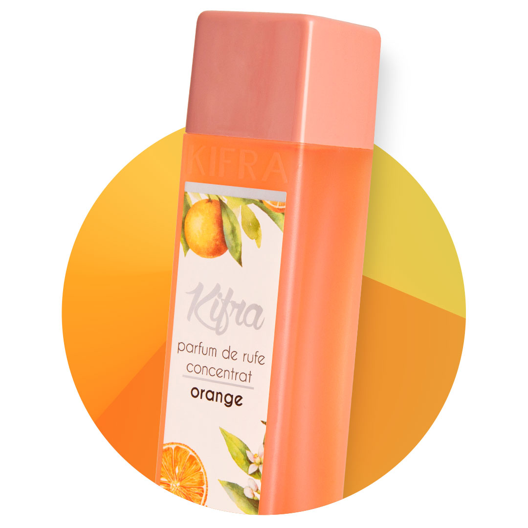 Parfum de rufe Orange